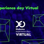 Image for the Tweet beginning: El próximo @DiabetesExpeDay será Virtual.