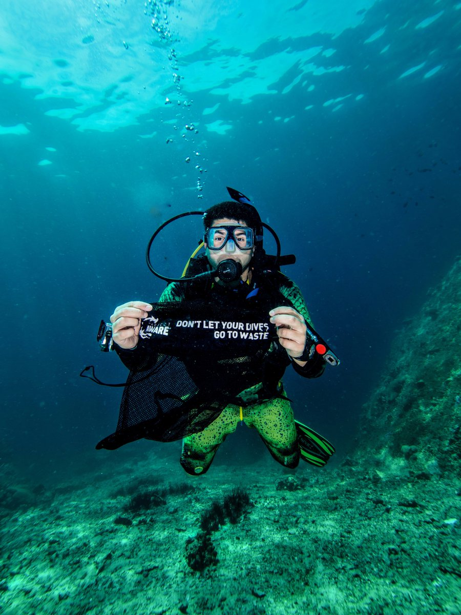 Jack Fishman from @projectaware will be hosted by #100AWARE partner Dive Ninjas to discuss some of our work with dive communities and share ways you can get involved in our programs during #COVID19   Click here to register:  https://t.co/0TUeQRmsqG  #AWAREcommunity #TogetherAWARE https://t.co/bEFzVxUmCc