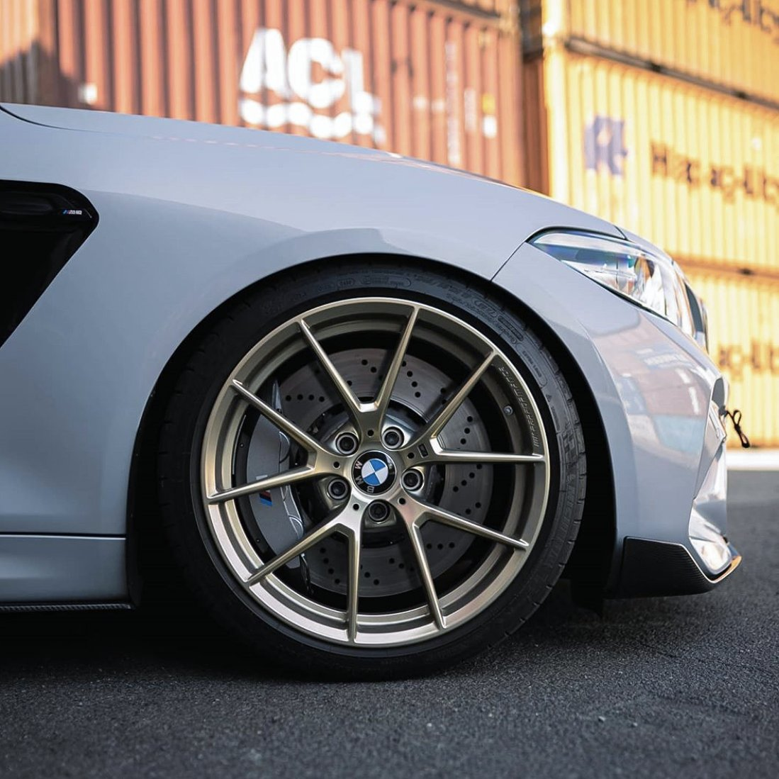 The #BMW M2 Competition captured by Michel Hündür. For your chance to be featured, take a photo of your genuine #BMW Wheels and comment below. #BMWWheelWednesdayspic.twitter.com/zm1v9GApYI
