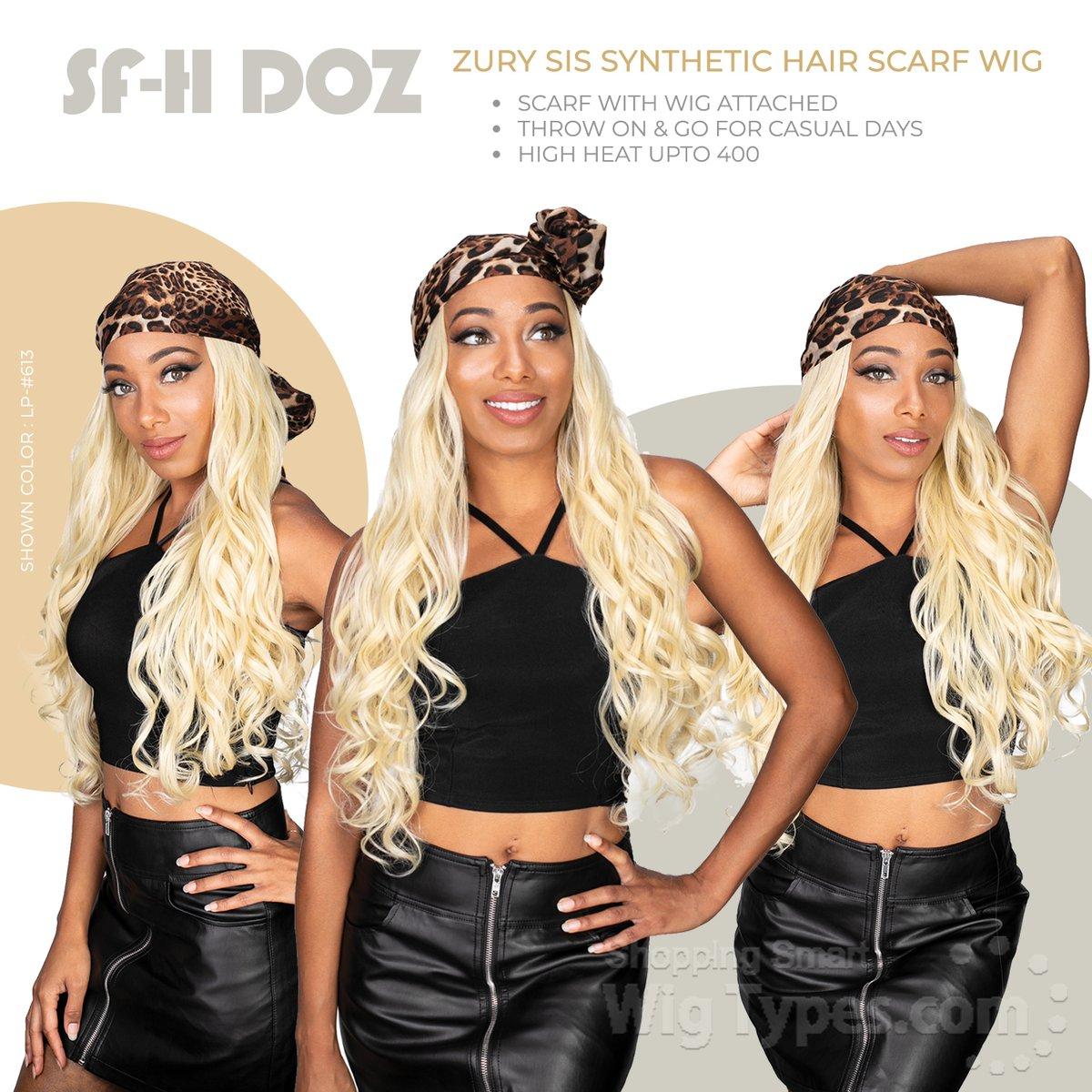 Zury Sis Synthetic Hair Scarf Wig - SF-H DOZ (https://soo.nr/AFwp)  Shown Color : LP-#613 . . . . #wigtypes #wigtypesdotcom #trendywig #protectivestyles #blackgirlhair #blackgirlmagic #instawig #Longwigs #scarfwig #zurysis #scarfwithwigattached #sfhdozpic.twitter.com/gBxY8nbq7o