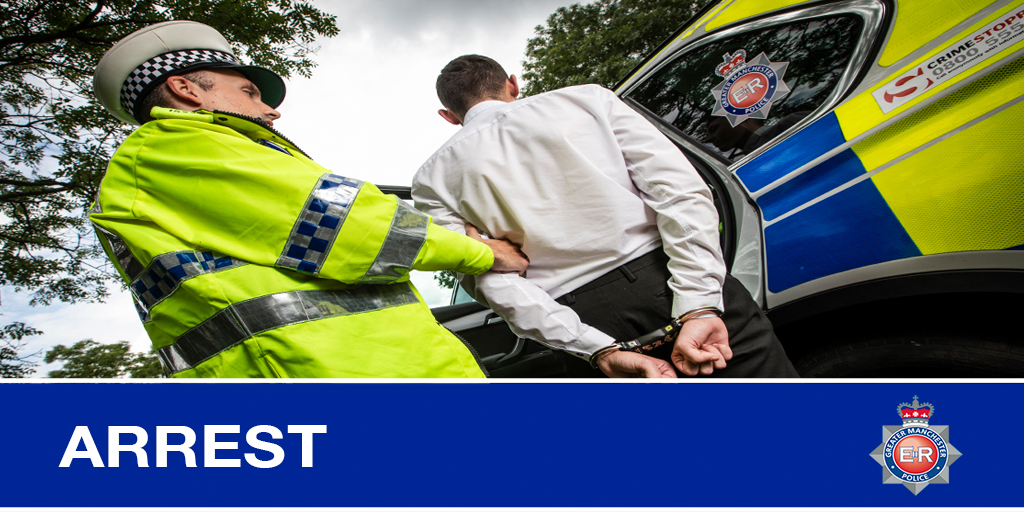#Arrest | A 36-year-old man has been arrested after a woman was murdered and a man hospitalised with serious injuries in #Wigan this afternoon. crowd.in/bJMk9S