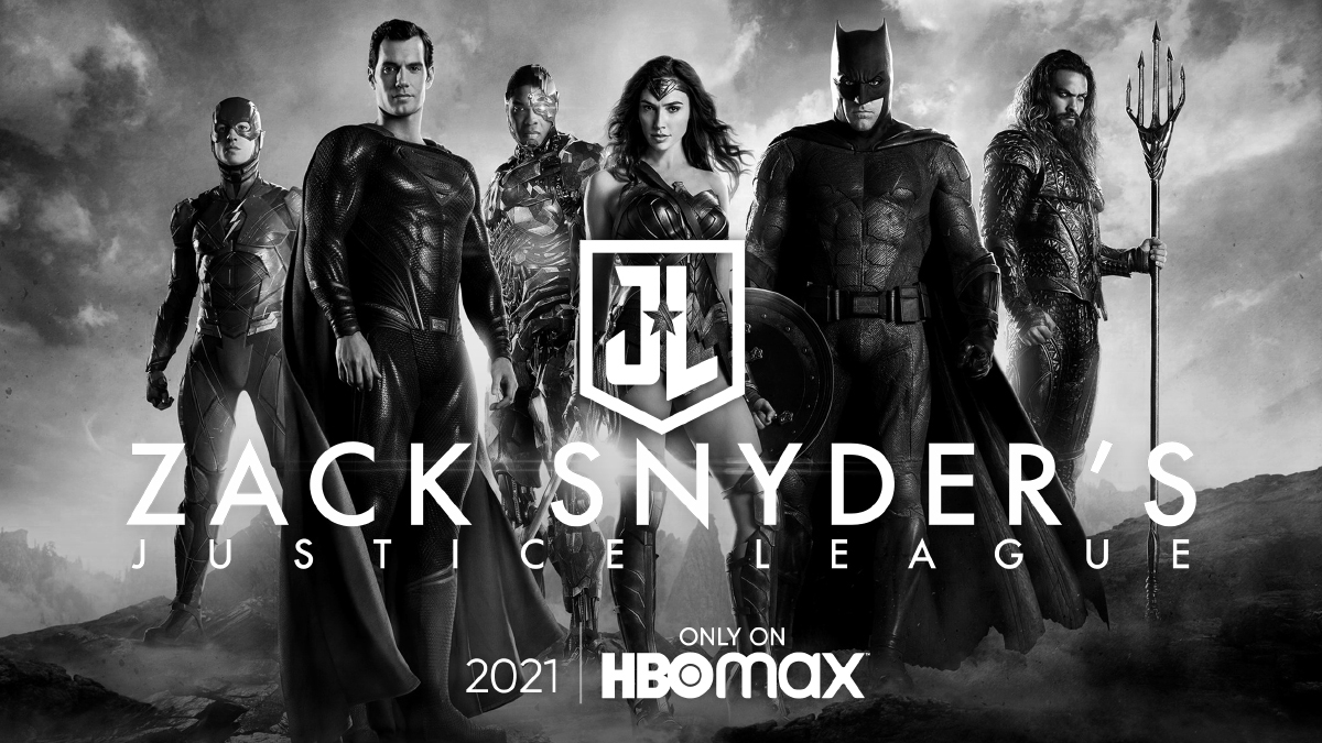 Zack Snyder cut HBO Max Justice League