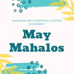 Image for the Tweet beginning: Via @kaneohebaycenter: Another #MayMahalos Social