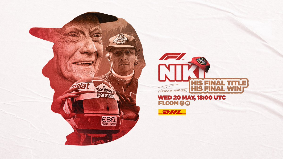 Now go to the Formula 1 YouTube channel to broadcast the extented highlights of the 1984 Portuguese Grand Prix and the 1985 Dutch Grand Prix, dedicated to Niki Lauda who died 1 year ago 🙏♥️ ➡️ https://t.co/6M3bCBzwBZ #F1 #PortugueseGP #DutchGP #F1Rewind #F1Classics #DankeNiki https://t.co/6kJyuWUa5T