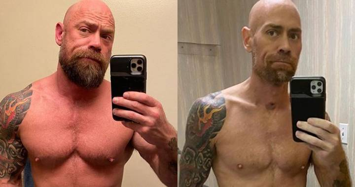 Nurse reveals dramatic muscle loss after 6-week fight with COVID-19 dlvr.it/RX2VqS