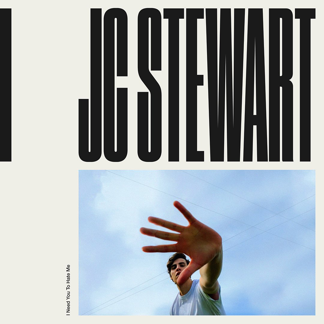 new to elektra records, @jcstewart shares his new single 'i need you to hate me' check it out now - https://t.co/mxIIYXKIjL 🔥🔥🔥 https://t.co/fqcdadQ81a