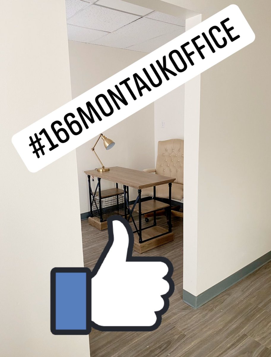 Check out the space at #166montauk #workfromhome away from home :) private office getaway #rental pic.twitter.com/suSP1ehMQP