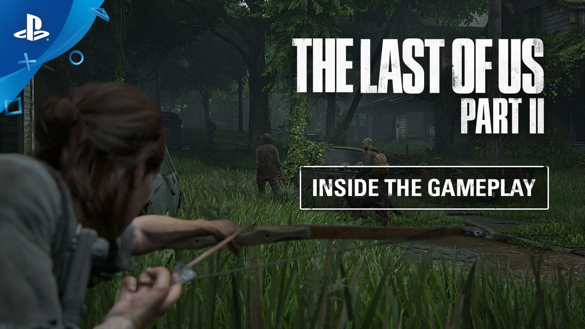 Resources are scarce in The Last of Us Part II, so choose which of Ellie's abilities to upgrade carefully.  New gameplay details: https://t.co/WgjwB34p36 https://t.co/GTCbBYn2la