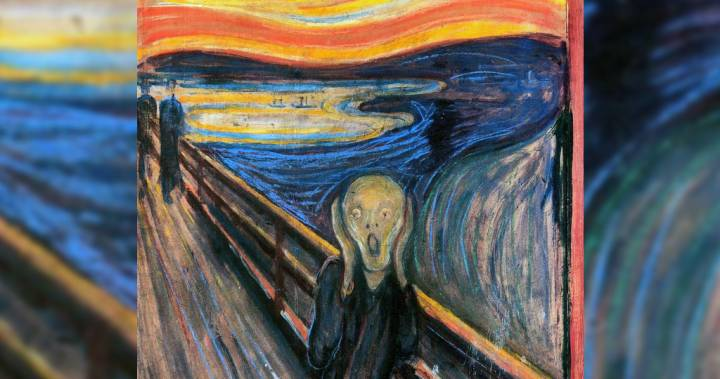 'Scream' painting fading due to viewers' breath, says new study dlvr.it/RX2rFH