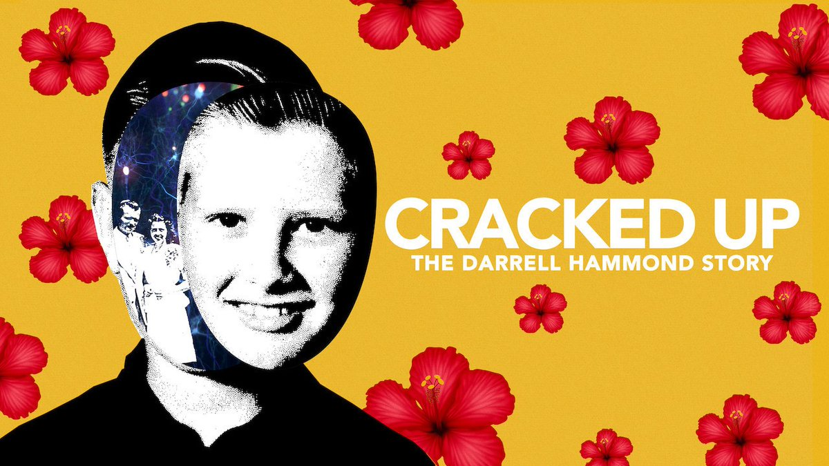 TONIGHT WEDNESDAY, MAY 20, 2020| 6 - 8 PM|  Arlington Child & Family Services Division DHS Presents: FILM SCREENING AND Q&A SESSION OF CRACKED UP: THE DARRELL HAMMOND STORY- Witness the impact Adverse Childhood Experiences can have across a lifetime. <a target='_blank' href='https://t.co/AJDBFoApAj' rel=