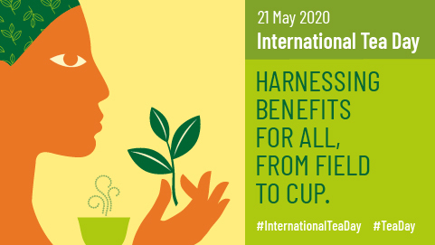 Tea has many health benefits due to its anti-inflammatory & antioxidant properties.   On Thursday's first #InternationalTeaDay, find out more about one of the world's oldest beverages. https://t.co/EfW1b5J6zk https://t.co/d2K1iARvOL