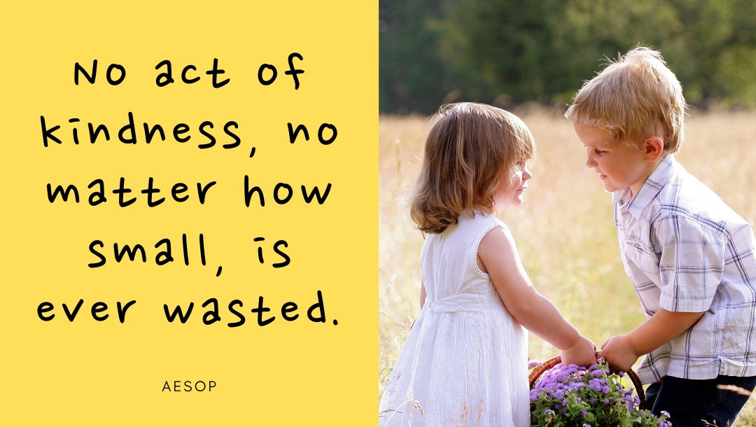 """No act of kindness, no matter how small, is ever wasted."" - Aesop   GIVEAWAY  Win a SIGNED copy of I WISH YOU HAPPINESS at http://www.PiccoPuppy.com .⁠ ⁠ #happyquote #happyquotes #lifequote #lifequotes #quote #bookgiveaways #bookgiveaway #iwishyouhappiness #piccopuppypic.twitter.com/6WFienQ67D"