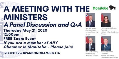 test Twitter Media - Come ask me and my fellow Ministers a question tomorrow on the @BdnChamber Q & A. Register on https://t.co/ePgf8tCf8S https://t.co/q6NpHvOGeq
