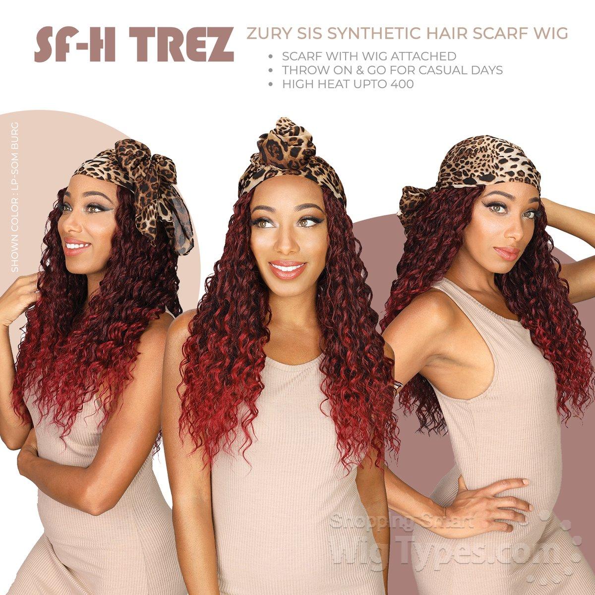 Zury Sis Synthetic Hair Scarf Wig - SF-H TREZ (https://soo.nr/qSKr)    Shown Color : LP-SOM BURG . . . . #wigtypes #wigtypesdotcom #trendywig #protectivestyles #blackgirlhair #blackgirlmagic #instahair #Longwigs #scarfwig #zurysis #scarfwithwigattached #sfhtrezpic.twitter.com/QFuqTHi4hM