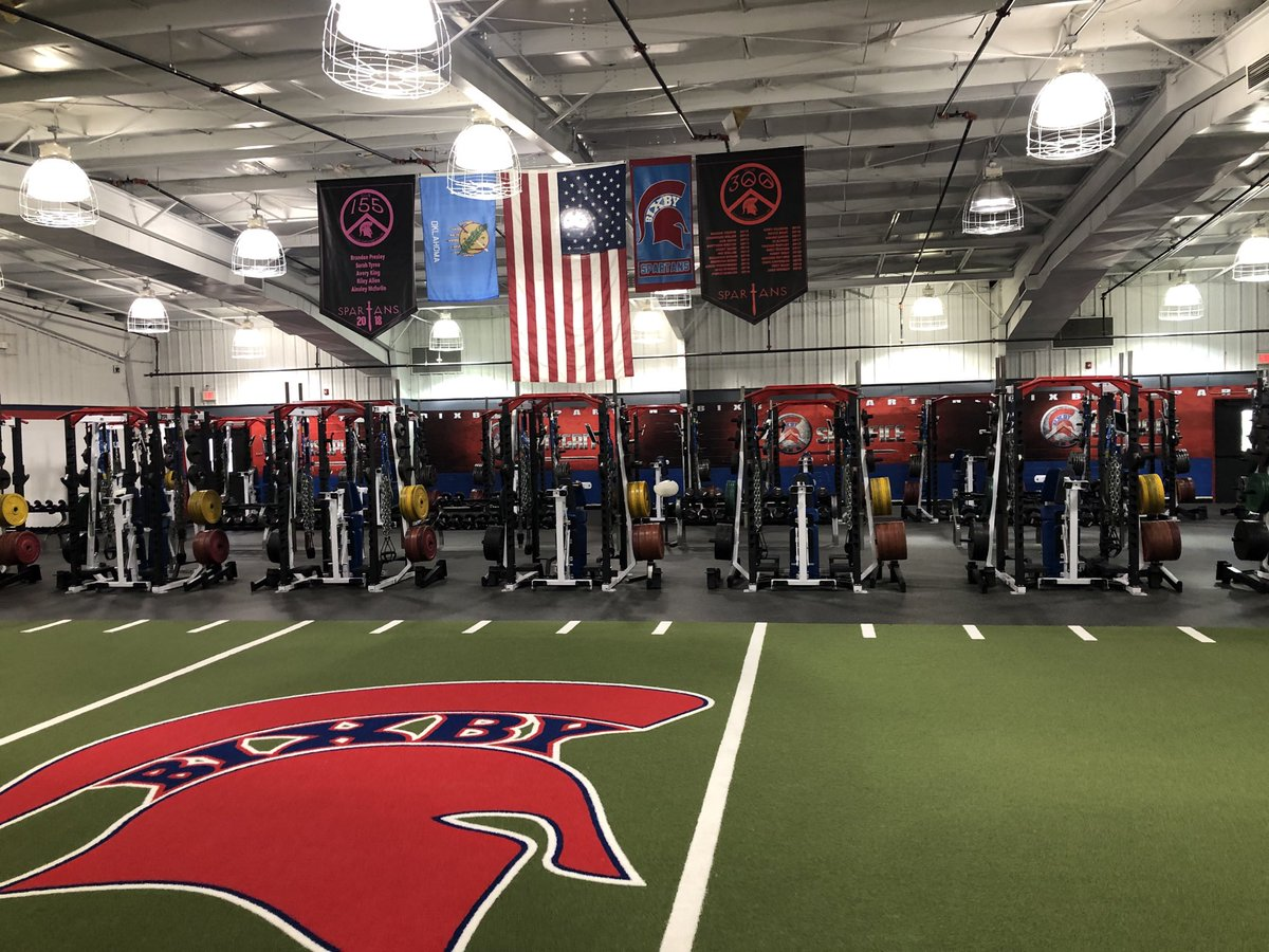 Can't wait to be back in here! #VIsion @BixbyStrength https://t.co/bOAhgChZ7u