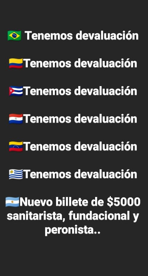 #devaluación pic.twitter.com/ngtvGX42P1