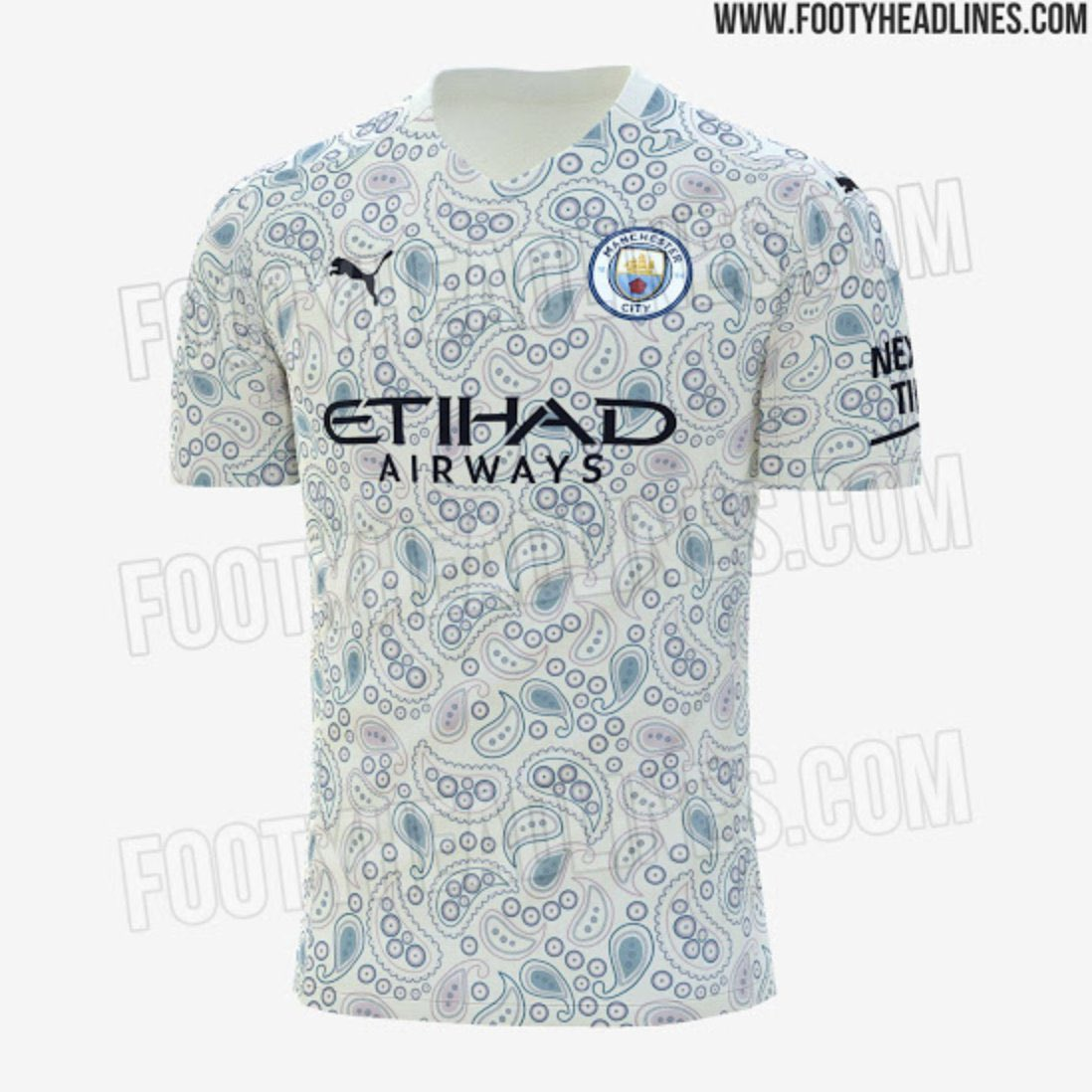 Manchester City's 2020/21 leaked third kit!  [@Footy_Headlines] https://t.co/zNNmgMYSAv