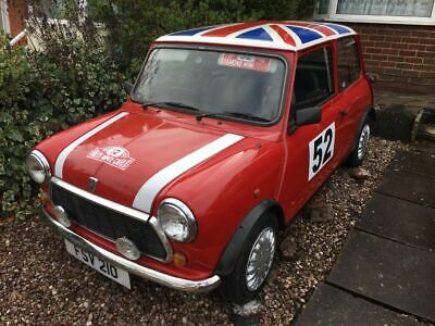 Uk Classic Cars On Twitter For Sale Classic Mini Sprite 1275cc Automatic Https T Co Vcf9fak1fm
