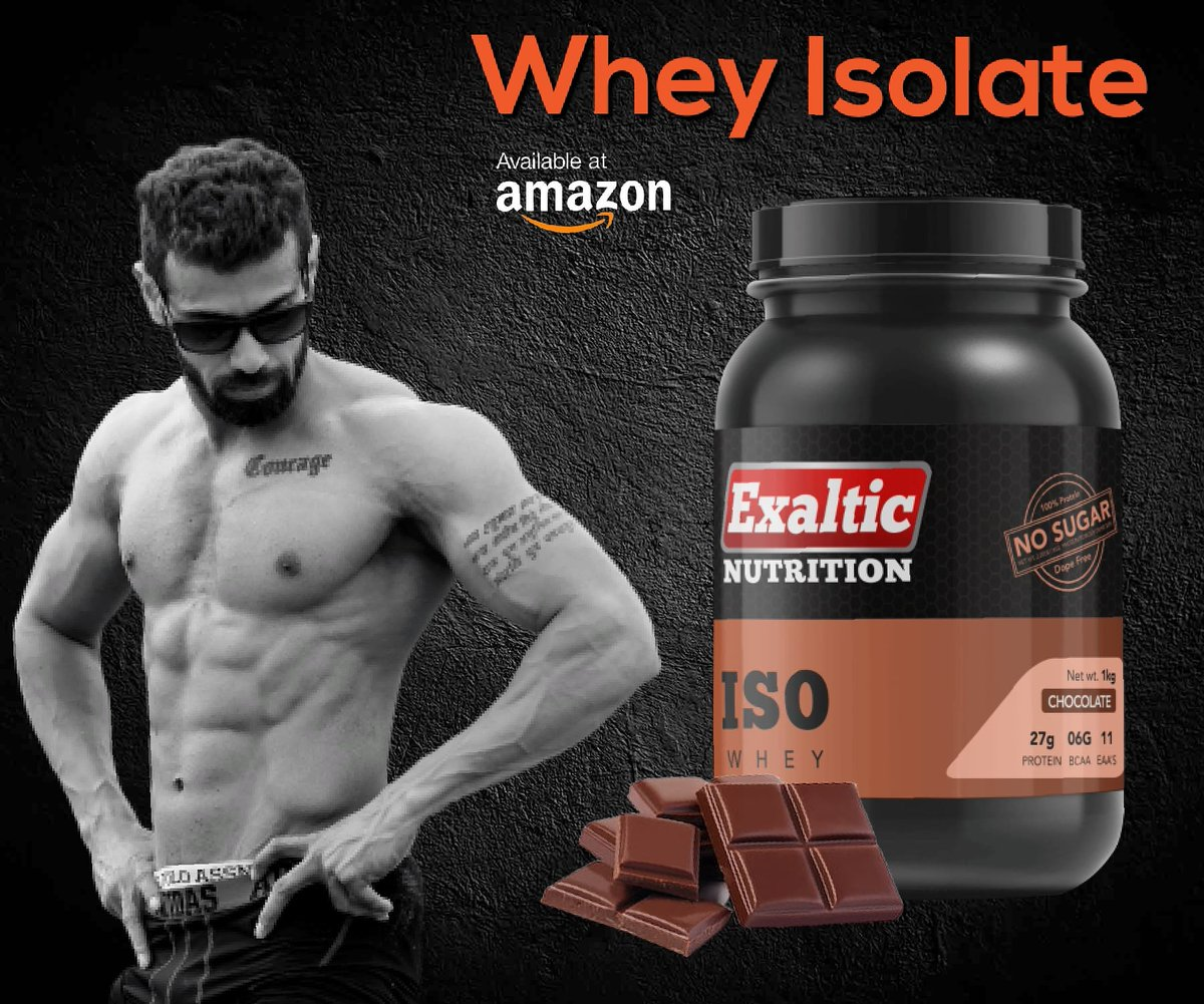 ✓Grass feed cow whey ✓Sugar free ✓Dope free ✓No fillers addded ✓Natural sweetener ✓Result oriented  #fitness #HealthyAtHome #nutrition pic.twitter.com/X0DKfRNjxR