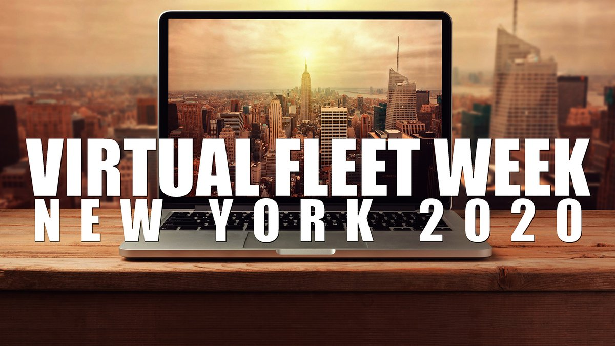 Sea Services Celebration The Marine Corps is joining the @USNavy and @USCG to overcome #COVID19's challenges. For the first time, a virtual @FleetWeekNYC is underway. Join the week-long celebration now with #VirtualFleetWeekNYC.