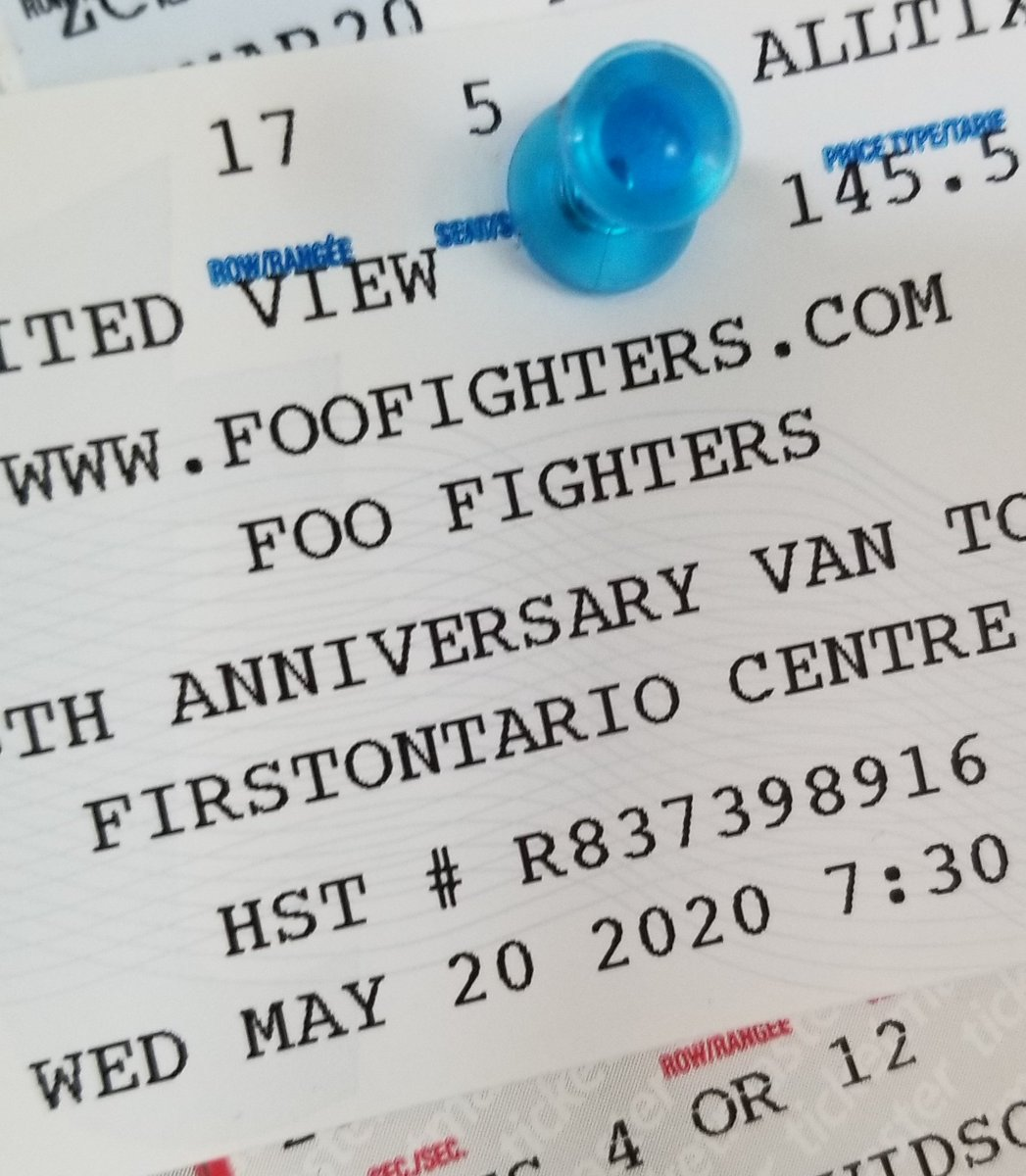 Cheers to our almost seeing @foofighters tonight in #Hamilton We will catch you next time #DaveGrohl @sandybeaches87 @TaylorQDunford<br>http://pic.twitter.com/C1rfSkIiV1