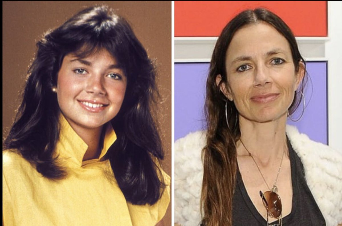 """For Our 5th Star of """"Family Ties,"""" Here's Mallory Keaton!  Born February 19th 1966 in Rye, NY, Justine is Now a Proud Mother and Wife.  Her Directorial Debut Movie """"Violet"""" Was Indefinitely Postponed for Release Due to the Covid-19 Pandemic.    @JustineBateman #TV #Movies #80spic.twitter.com/7qT9FsXrn1"""