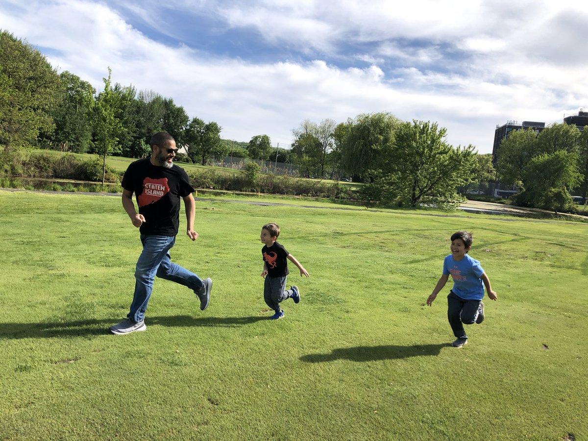 Enjoyed some #family time and the #sunshine for #WellnessWednesday! Nothing better. #workhardplayhard @richmondhood
