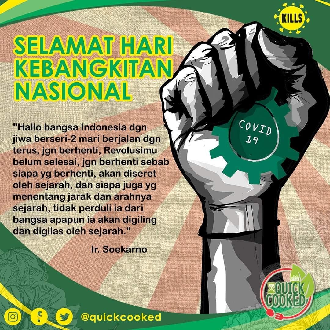 Selamat Hari Kebangkitan Nasional 2020, Mari sama-sama bangkit melawan covid 19, bersatu menghadapi the new normal !! . #prilaga #pubgindonesia #hidjabindonesia #musikindonesia #wonderfullindonesia #indonesiaindah #memeindonesia #editorindonesia #amwayindonesia #modelindonesiapic.twitter.com/1vnheIvcMc
