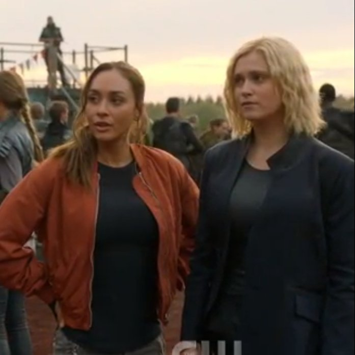 PRINCESSS MECHANIC IS BACK #The100 <br>http://pic.twitter.com/SnIwIN2JCn