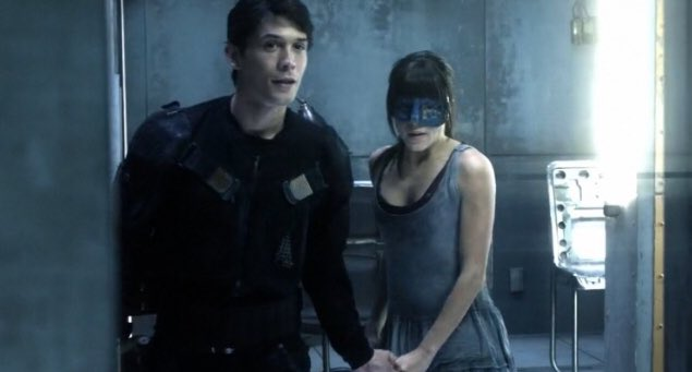 There's no #the100 without bellamy and octavia <br>http://pic.twitter.com/qdF4PsSsJq