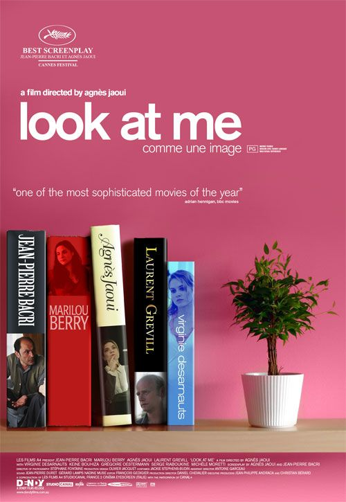 On this day 15 years ago the French comedy drama#LookAtMe, also known as Like An Image, was released, written & directed by Agnes Jaoui. This film won Best Screenplay at Cannes in 2004, was a nominee for the Palme d'Or and was shot by acclaimed cinematographer Stephane Fontaine. pic.twitter.com/srV3xez63a