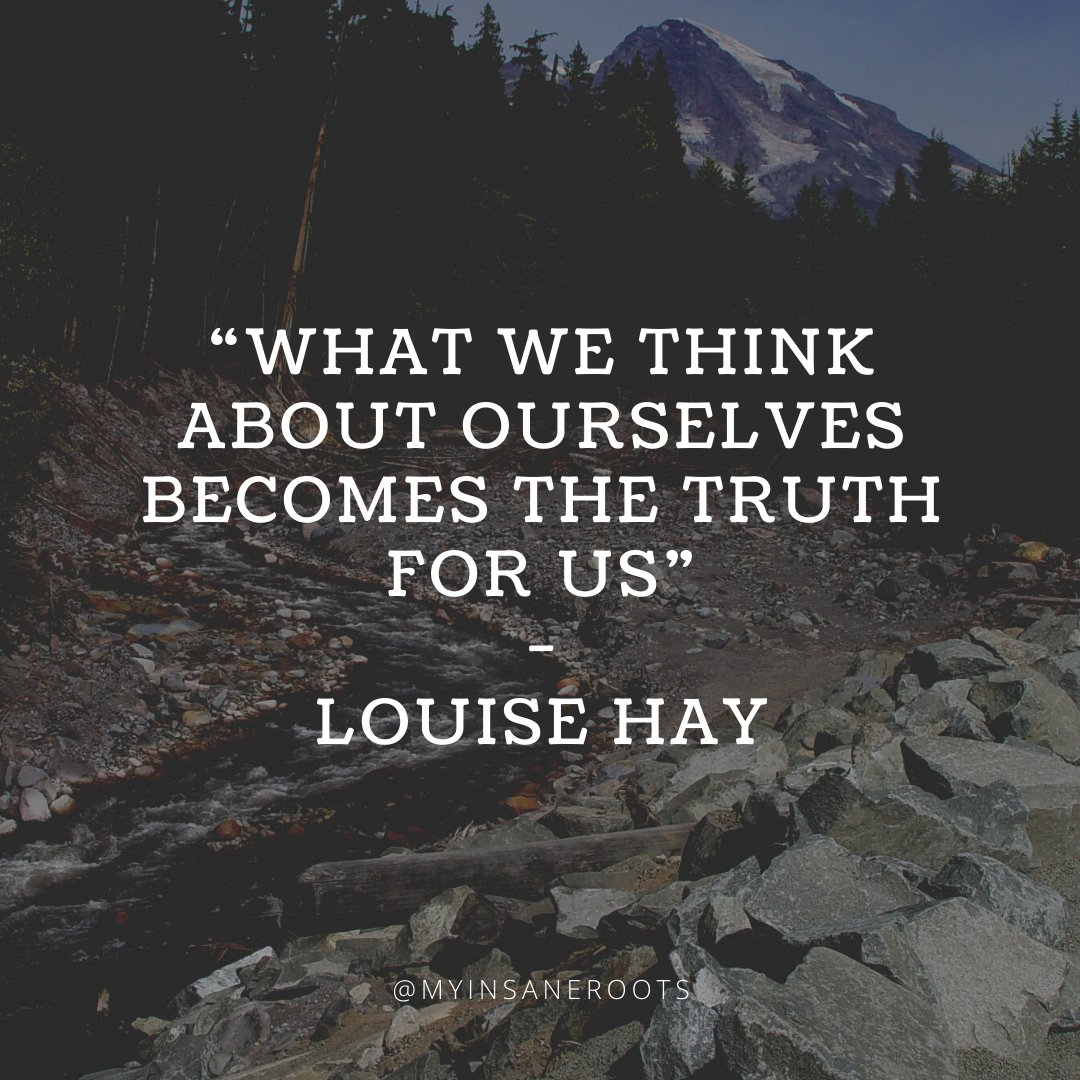 I  Louise Hay ~ Filled with wisdom!  #louisehay #hayhouse #waynedyer #trustyourpath #selflove #selflovechallenge #lovethyself #positiveaffirmation #positiveaffirmations  #gratitudequotes #positivethought #selfgrowthjourney #positiveselftalk #selfcare #self<br>http://pic.twitter.com/3cGyqz4qf5