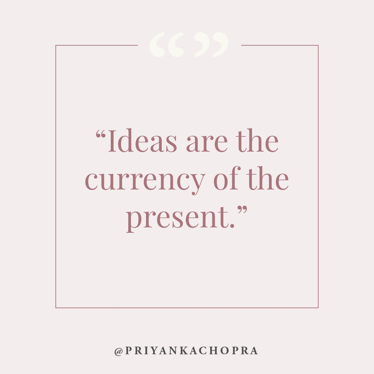 Everything starts with an idea... https://t.co/hDNLBkxLZe