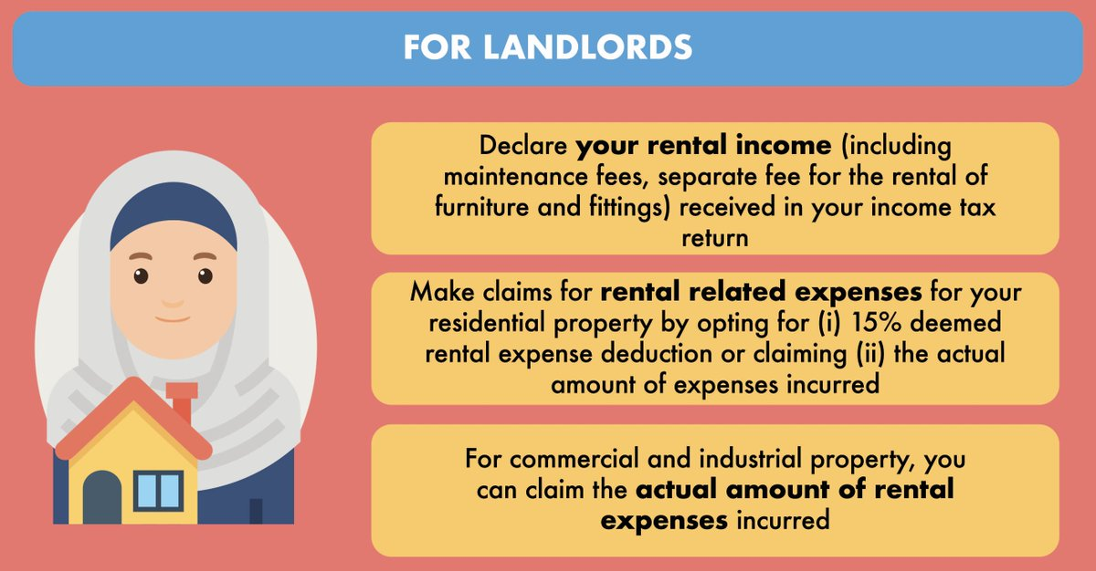 Landlords in Singapore, sort out your taxes with us. 🏠 More details at https://t.co/pcreB4p6Fj. https://t.co/Dd7VxZxuha