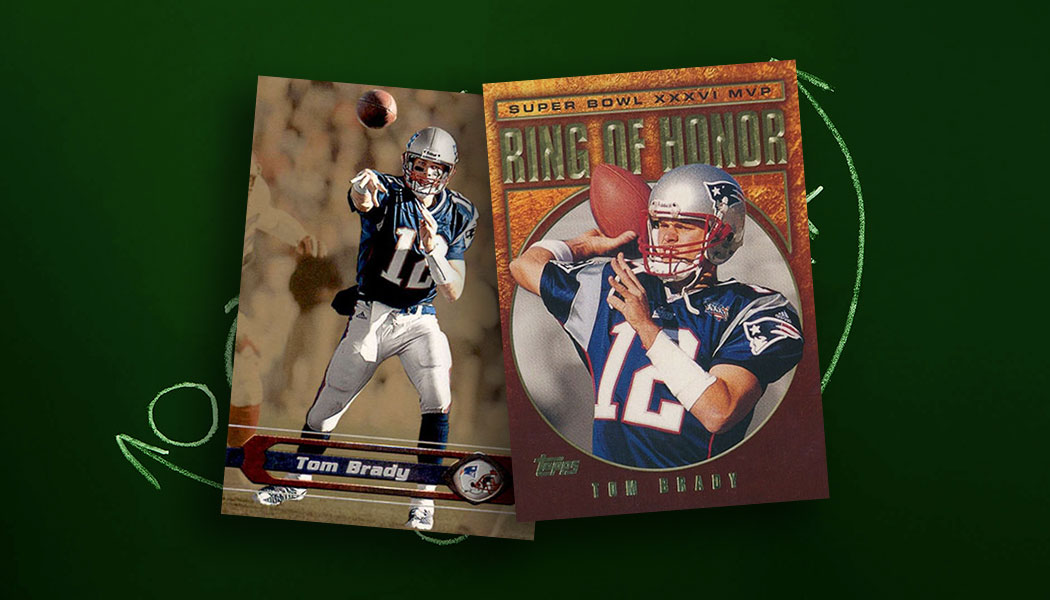 10 Cool and (Mostly) Affordable 2002 Tom Brady Cards dlvr.it/RX3VLc