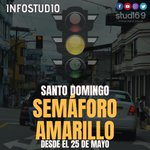 Image for the Tweet beginning: URGENTE... Santo Domingo pasará a