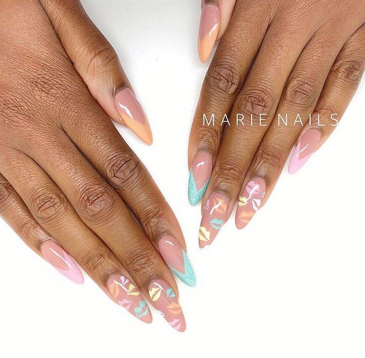 xoxo   #marienails #gelnails #nailloverspic.twitter.com/AhORYPUPUb