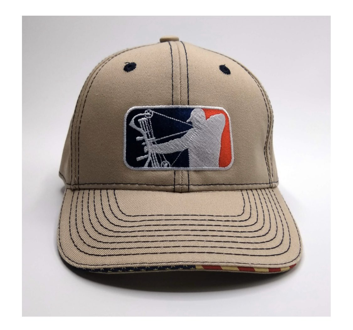 Sale!! Our adjustable khaki USA hat is on sale for $8.99! #NeverStopLearning #MajorLeagueBowhunter   https://t.co/fwXdBXMQDW https://t.co/JvqiAQ3yfC