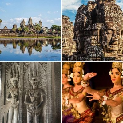 What is Angkor? You asked. We bear out what people  have said and serve you warmest welcoming.https://asiacambo.com  Email: info@asiacambo.com  Mobile Phone: (+855) 085 242 033 / 095 609 181 #travelblog #Tours #adventure #AdventureTime #holidays #SiemReap pic.twitter.com/EusxGXQMy3