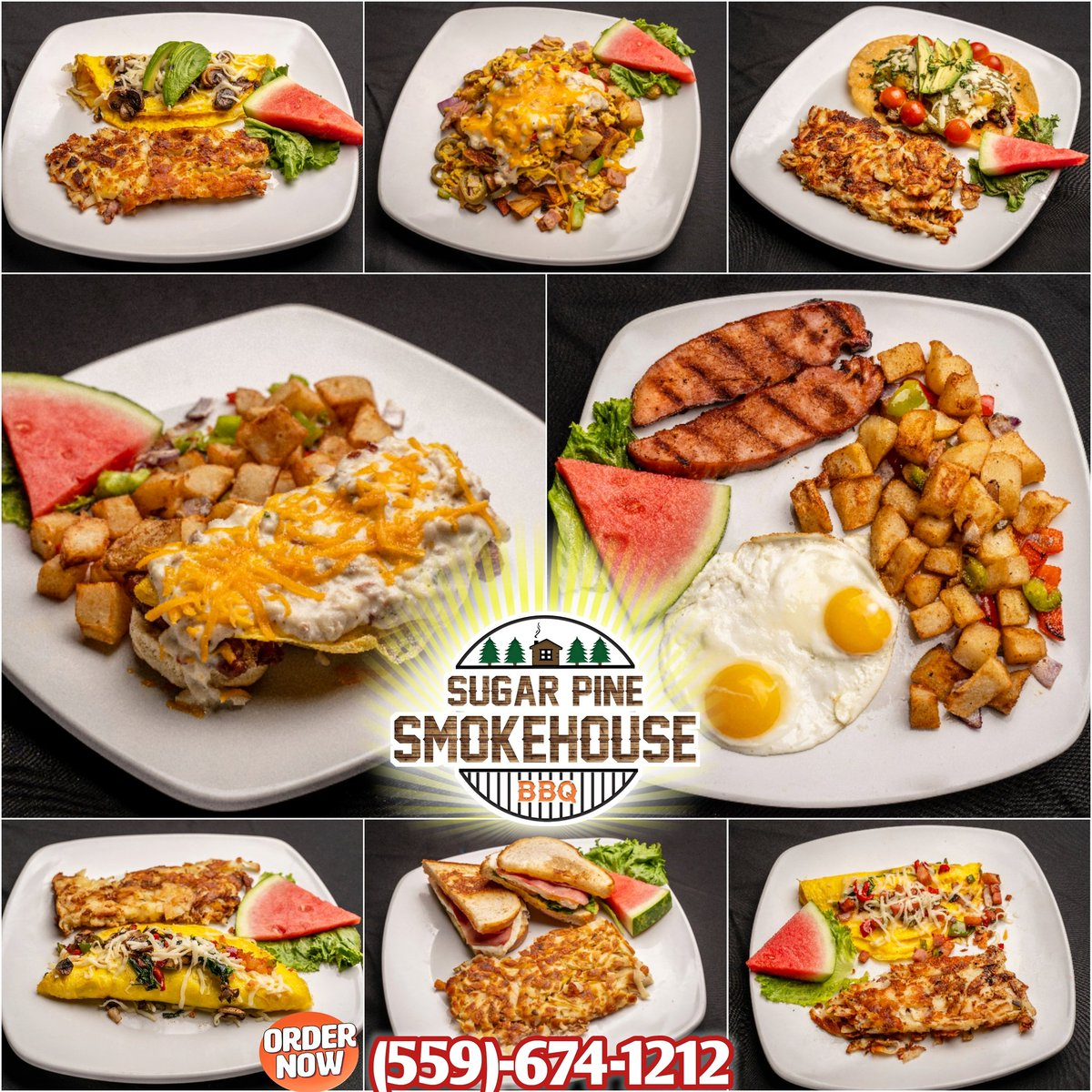 #Breakfast!  Open everyday at 7am! Dine-in or call to-go! (559)674-1212  #madera #brunchpic.twitter.com/AEFCh5gRwR
