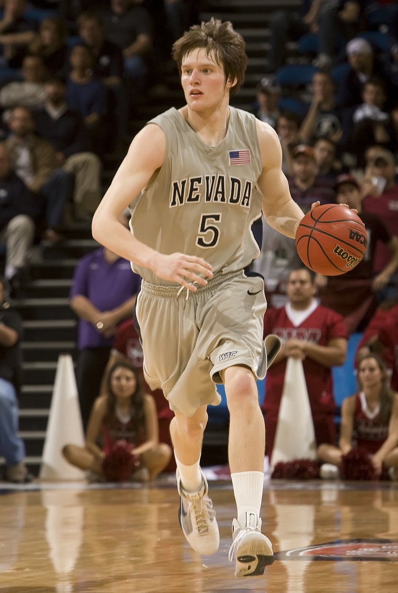 10 years ago, Luke Babbitt and Armon Johnson were both drafted in the 2010 NBA draft out of Nevada. #BattleBorn
