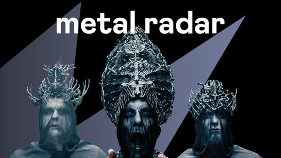 "Legions! We have taken over the cover of @Deezer's ""Metal Radar""!  Listen to ""A Forest"" and other burning new metal tracks there now!   Listen: https://t.co/hEDFu6B10V https://t.co/XyU3DwQaFk"