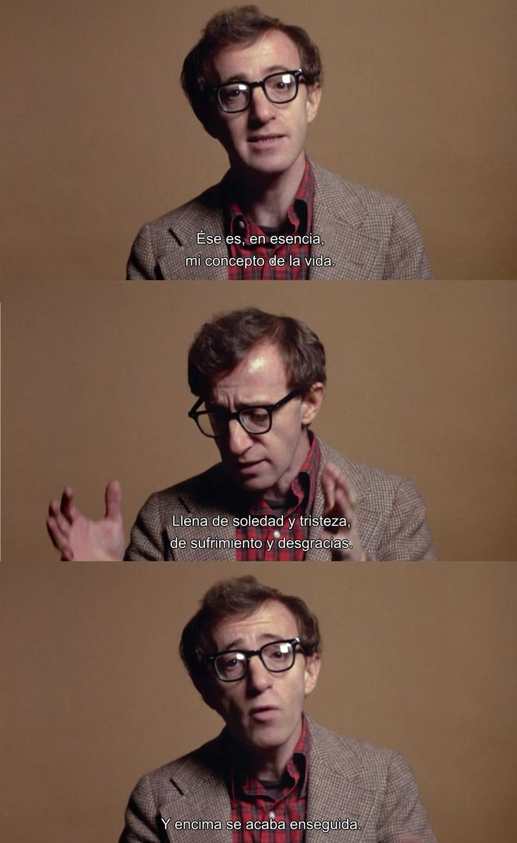 @Filmin's photo on Woody Allen