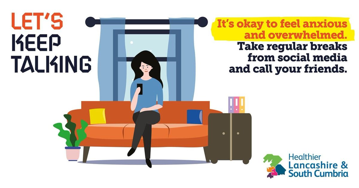 🗣️ | This week is #MentalHealthAwarenessWeek and now more than ever it's important to keep talking to each other. A good conversation with a friend can make a big difference 🤗 For details of support click here ➡️ orlo.uk/MentalHealthSu… #MentalHealthAwarenessWeek #BeKind