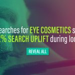 The 'Lipstick Effect' gives way to the 'Eyeliner Effect' - @Captify's new Revival Index reveals that search interest for cosmetics has shifted from lips to eyes during lockdown as consumers adapt to the new normal of wearing face masks. Find out more here: https://t.co/aA6EKlxHdS