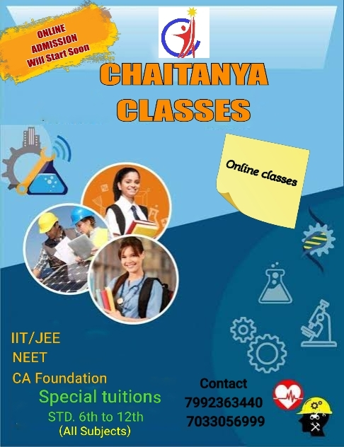 """Be a student of success learn everything you can from those who have been the most successful."" 7992363440/7033056999 http://www.chaitanyaclasses.in  #iit #education #jeemains #foundation #neet #engineering #medical #maths #success #institute #students #iitcoaching #coachinginstitute pic.twitter.com/3hDgzOeCRS"