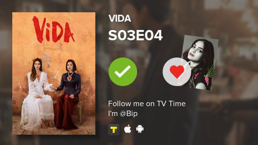 I've just watched episode S03E04 of Vida! #vida  #tvtime https://tvtime.com/r/1mpa8pic.twitter.com/D0BmxbYr6k