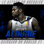 Image for the Tweet beginning: 🚨 Notre guerrier Jacques Alingue
