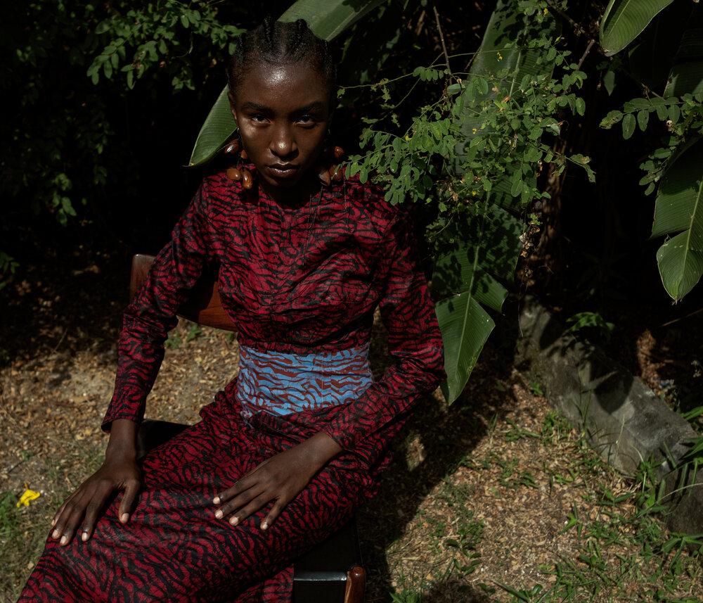 @Abiolaolusola's SS20 collection explores functionality and femininity  . . . #SAFashionHandbook #Repost #AfricanFashion #FHBInternational <br>http://pic.twitter.com/CcyHdFJSy8