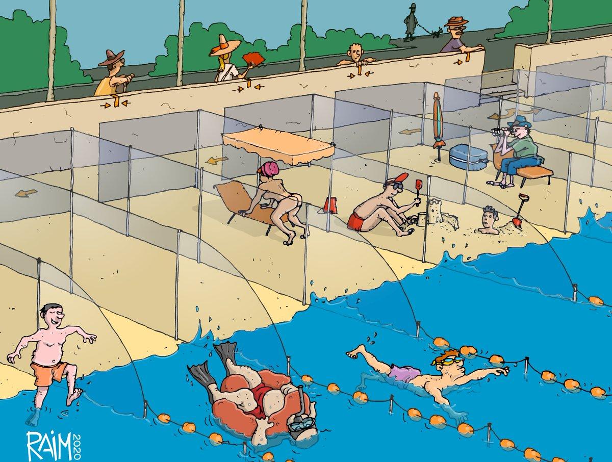 restrictive measures #covid19 #pandemia #covidBeach #summer2020 #praias pic.twitter.com/KapvAU1J19